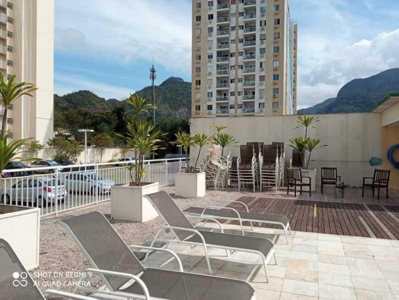 wek 4. - Apartamento 2 quartos à venda Camorim, Rio de Janeiro - R$ 350.000 - PEAP20444 - 18