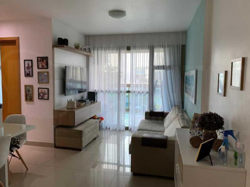 SALA. - Apartamento 3 quartos à venda Jacarepaguá, Rio de Janeiro - R$ 570.000 - PEAP30099 - 1