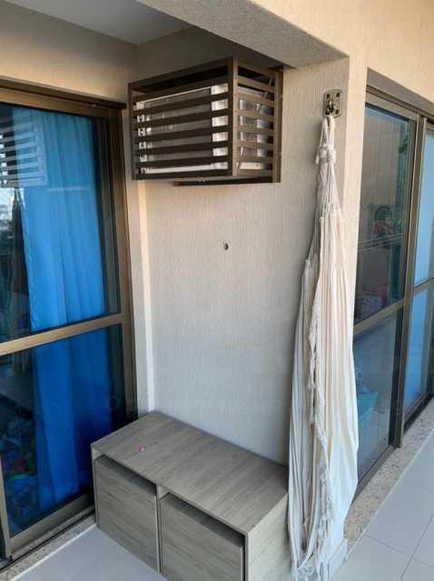 VARANDA 2. - Apartamento 3 quartos à venda Jacarepaguá, Rio de Janeiro - R$ 570.000 - PEAP30099 - 4