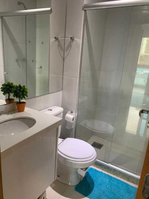 QUARTO 5. - Apartamento 3 quartos à venda Jacarepaguá, Rio de Janeiro - R$ 570.000 - PEAP30099 - 7