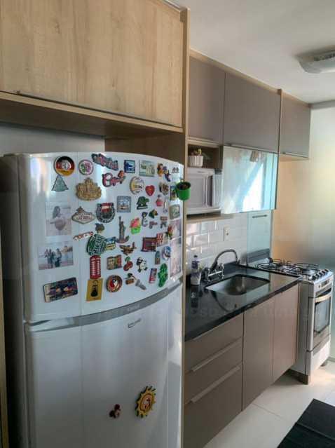 COZINHA. - Apartamento 3 quartos à venda Jacarepaguá, Rio de Janeiro - R$ 570.000 - PEAP30099 - 11