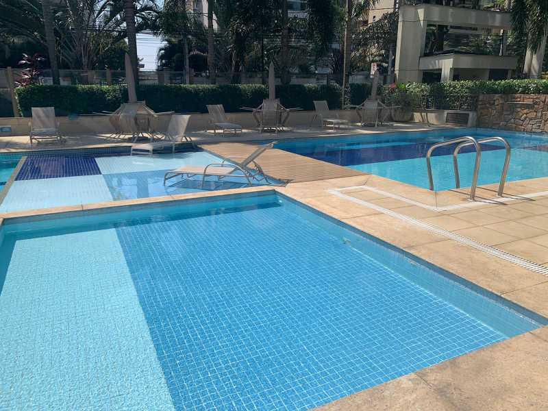 PISCINA 1. - Apartamento 3 quartos à venda Jacarepaguá, Rio de Janeiro - R$ 570.000 - PEAP30099 - 14