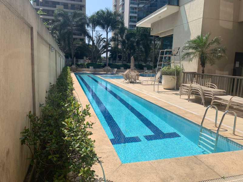 PISCINA. - Apartamento 3 quartos à venda Jacarepaguá, Rio de Janeiro - R$ 570.000 - PEAP30099 - 13