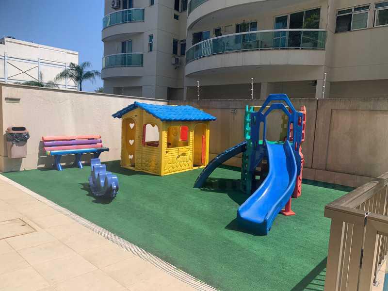 PLAYGROUND. - Apartamento 3 quartos à venda Jacarepaguá, Rio de Janeiro - R$ 570.000 - PEAP30099 - 15