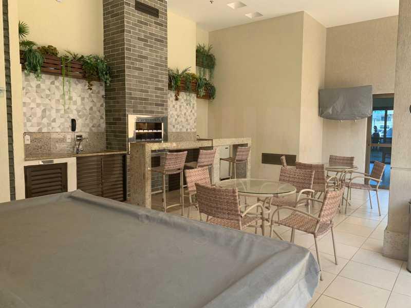 ESPAÇO GOURMET - Apartamento 3 quartos à venda Jacarepaguá, Rio de Janeiro - R$ 570.000 - PEAP30099 - 16