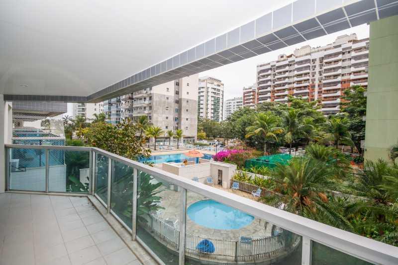 VARANDA - Apartamento 2 quartos à venda Jacarepaguá, Rio de Janeiro - R$ 560.350 - PEAP20452 - 1
