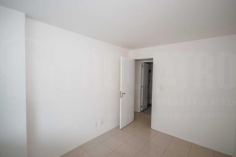 QUARTO - Apartamento 2 quartos à venda Jacarepaguá, Rio de Janeiro - R$ 560.350 - PEAP20452 - 13