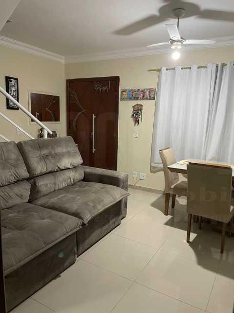 IM 1. - Casa em Condomínio 2 quartos à venda Tanque, Rio de Janeiro - R$ 280.000 - PECN20040 - 1