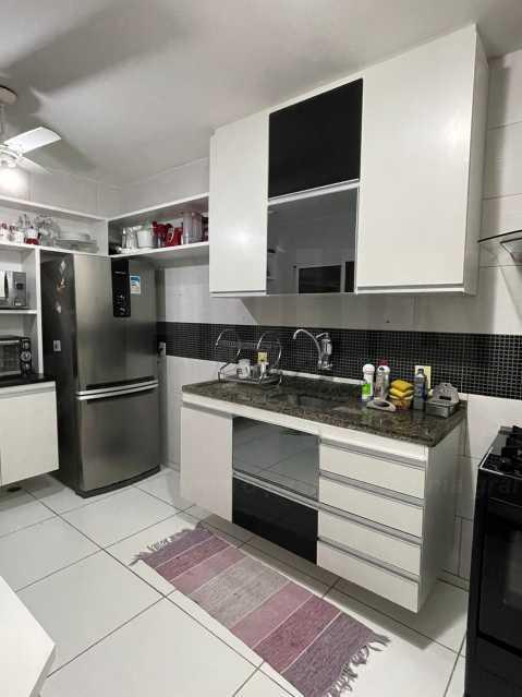 IM 9. - Casa em Condomínio 2 quartos à venda Tanque, Rio de Janeiro - R$ 280.000 - PECN20040 - 10