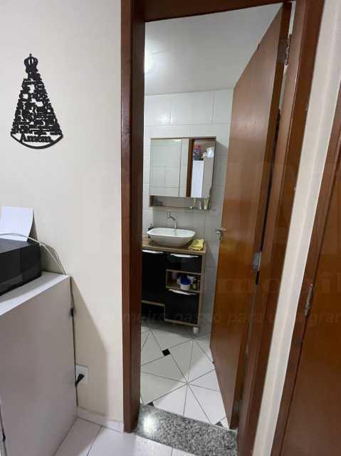 IM 16. - Casa em Condomínio 2 quartos à venda Tanque, Rio de Janeiro - R$ 280.000 - PECN20040 - 17