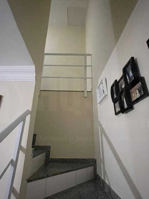 IM 18. - Casa em Condomínio 2 quartos à venda Tanque, Rio de Janeiro - R$ 280.000 - PECN20040 - 19