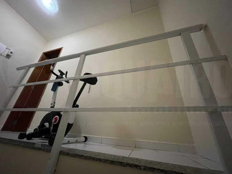 IM 19. - Casa em Condomínio 2 quartos à venda Tanque, Rio de Janeiro - R$ 280.000 - PECN20040 - 20