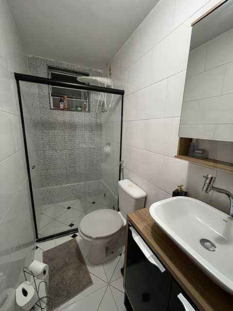 IM 26. - Casa em Condomínio 2 quartos à venda Tanque, Rio de Janeiro - R$ 280.000 - PECN20040 - 27