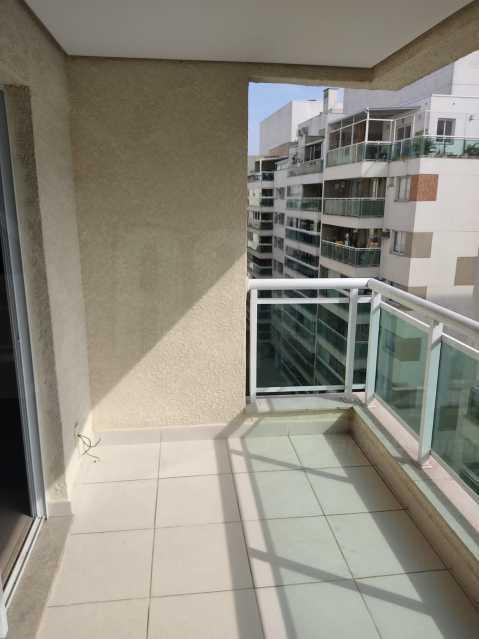 EV 2. - Cobertura 3 quartos para alugar Pechincha, Rio de Janeiro - R$ 1.420 - PECO30018 - 3