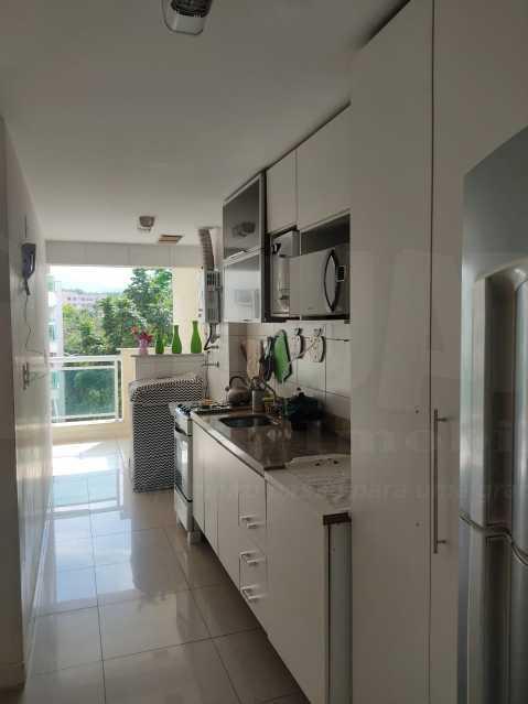 EV 35. - Cobertura 3 quartos para alugar Pechincha, Rio de Janeiro - R$ 1.420 - PECO30018 - 26
