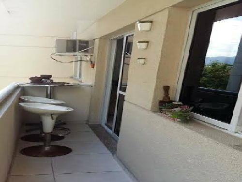 VARANDA - Apartamento 2 quartos à venda Pechincha, Rio de Janeiro - R$ 320.000 - PA21174 - 3
