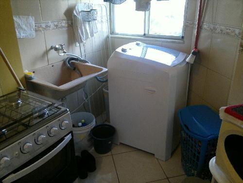 ÁREA DE SERVIÇO - Apartamento 2 quartos à venda Camorim, Rio de Janeiro - R$ 220.000 - PA20595 - 9