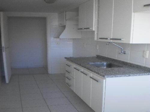 COZINHA. - Apartamento 3 quartos à venda Barra da Tijuca, Rio de Janeiro - R$ 460.000 - PA30263 - 15