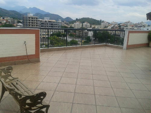 TERRAÇO.. - Cobertura 3 quartos à venda Vila Valqueire, Rio de Janeiro - R$ 1.040.000 - PC30074 - 7