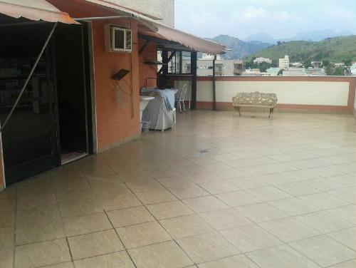 TERRAÇO. - Cobertura 3 quartos à venda Vila Valqueire, Rio de Janeiro - R$ 1.040.000 - PC30074 - 6