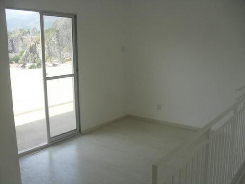 SALA - Cobertura 4 quartos à venda Pechincha, Rio de Janeiro - R$ 620.000 - PC40009 - 1