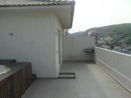 TERRAÇO - Cobertura 4 quartos à venda Pechincha, Rio de Janeiro - R$ 620.000 - PC40009 - 14