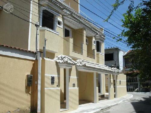 FACHADA - Casa Taquara, Rio de Janeiro, RJ À Venda, 2 Quartos, 130m² - PR20217 - 1