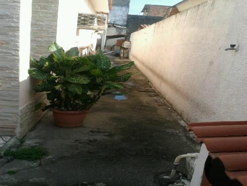 QUINTAL LADO DIREITO - Casa 2 quartos à venda Curicica, Rio de Janeiro - R$ 850.000 - PR20265 - 4