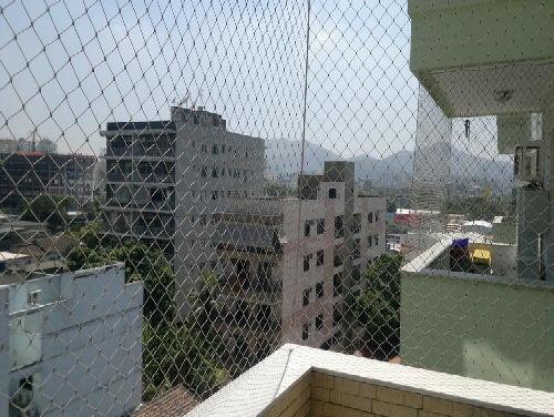 VARANDA - Apartamento 2 quartos à venda Taquara, Rio de Janeiro - R$ 320.000 - PA20836 - 1