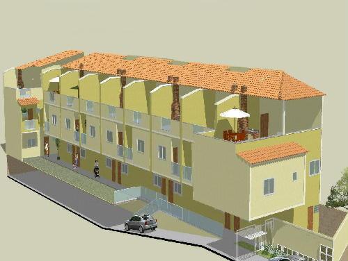 FACHADA LATERAL - Casa 3 quartos à venda Pechincha, Rio de Janeiro - R$ 440.000 - PR30099 - 1