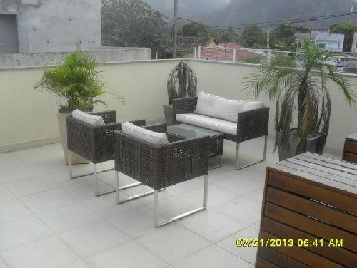 TERRAÇO - Casa Taquara, Rio de Janeiro, RJ À Venda, 3 Quartos - PR30265 - 19
