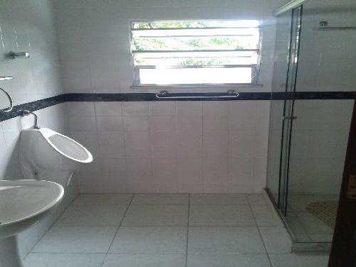BANHEIRO SOCIAL TERRAÇO - Casa 3 quartos à venda Tanque, Rio de Janeiro - R$ 640.000 - PR30329 - 17