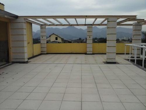 TERRAÇO - Casa 3 quartos à venda Pechincha, Rio de Janeiro - R$ 1.200.000 - PR30344 - 5