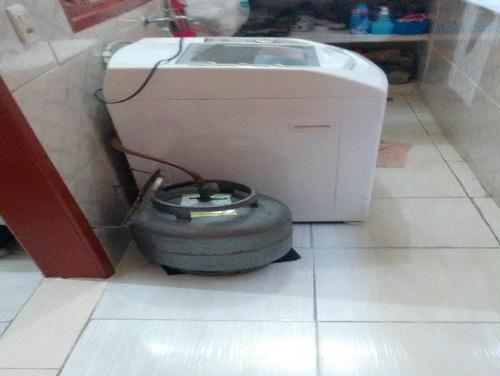 ÁREA - Casa 3 quartos à venda Curicica, Rio de Janeiro - R$ 900.000 - PR30404 - 13