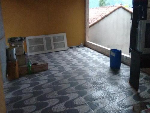 TERRAÇO - Casa 3 quartos à venda Curicica, Rio de Janeiro - R$ 900.000 - PR30404 - 1