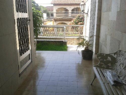 VARANDA. - Casa 5 quartos à venda Vila Valqueire, Rio de Janeiro - R$ 1.150.000 - PR50026 - 11