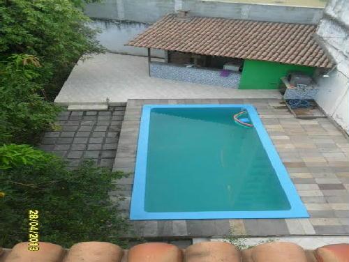 PISCINA E QUINTAL - Casa 5 quartos à venda Camorim, Rio de Janeiro - R$ 1.300.000 - PR50030 - 3
