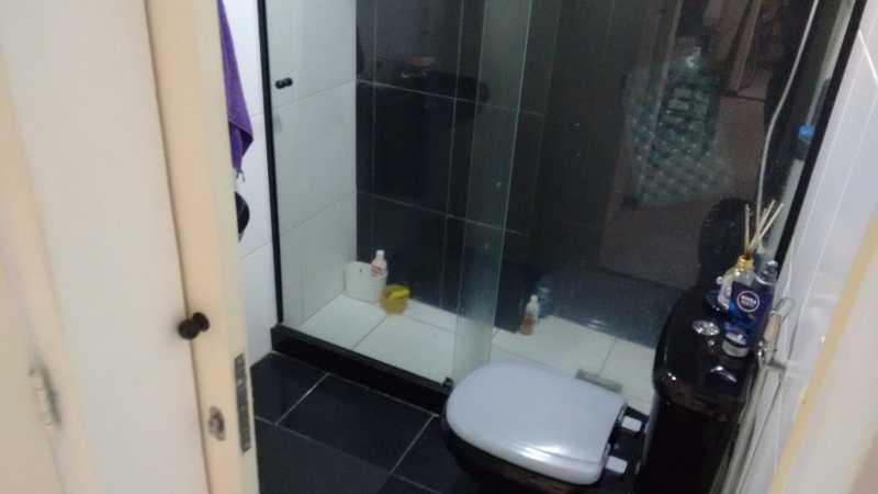 1D - Apartamento 1 quarto para venda e aluguel Taquara, Rio de Janeiro - R$ 200.000 - PEAP10001 - 6