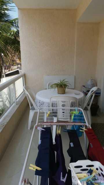 A - Apartamento 2 quartos para venda e aluguel Curicica, Rio de Janeiro - R$ 270.000 - PEAP20025 - 1