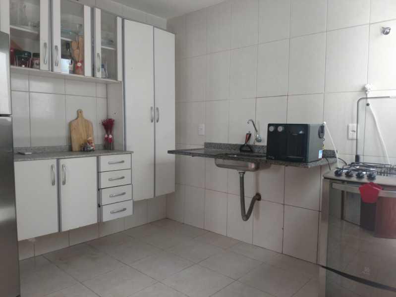 z1 - Casa em Condomínio 2 quartos à venda Camorim, Rio de Janeiro - R$ 360.000 - PECN20003 - 22