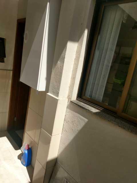 z3 - Casa em Condomínio 2 quartos à venda Camorim, Rio de Janeiro - R$ 360.000 - PECN20003 - 24