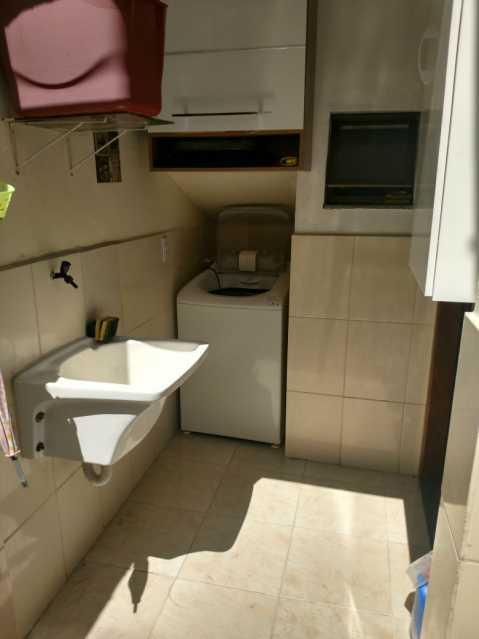 z4 - Casa em Condomínio 2 quartos à venda Camorim, Rio de Janeiro - R$ 360.000 - PECN20003 - 25
