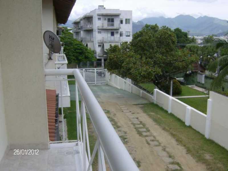 1 - Casa em Condomínio 2 quartos à venda Tanque, Rio de Janeiro - R$ 375.000 - PECN20004 - 1