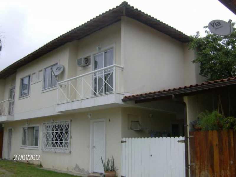 3 - Casa em Condomínio 2 quartos à venda Tanque, Rio de Janeiro - R$ 375.000 - PECN20004 - 4