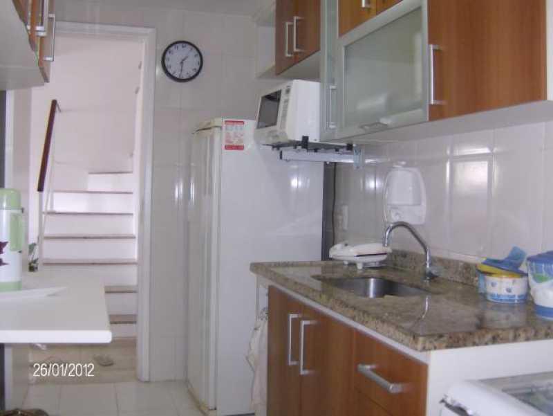 13 - Casa em Condomínio 2 quartos à venda Tanque, Rio de Janeiro - R$ 375.000 - PECN20004 - 14