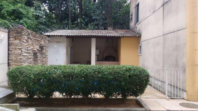 A - Casa em Condomínio 3 quartos à venda Taquara, Rio de Janeiro - R$ 405.000 - PECN30002 - 1