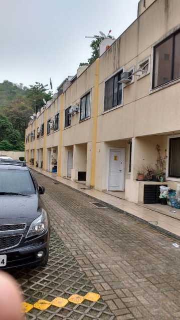 A1 - Casa em Condomínio 3 quartos à venda Taquara, Rio de Janeiro - R$ 405.000 - PECN30002 - 3