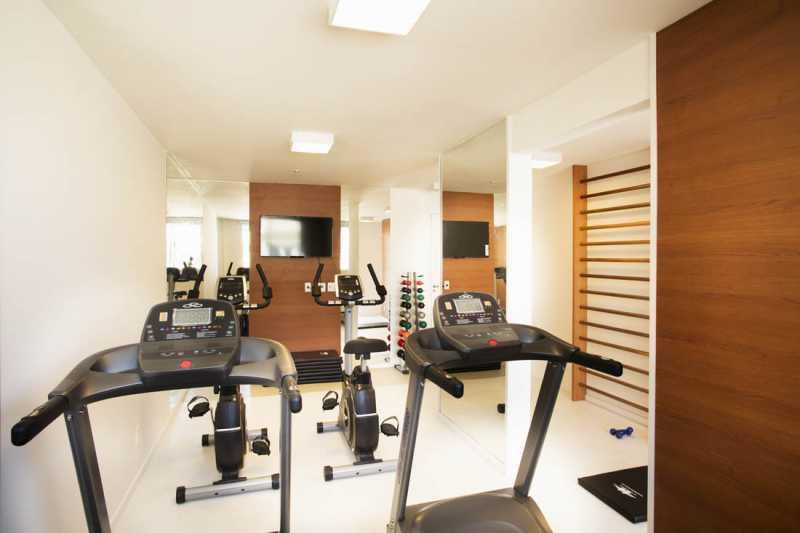 3 - Apartamento 2 quartos para venda e aluguel Curicica, Rio de Janeiro - R$ 275.000 - PEAP20052 - 5