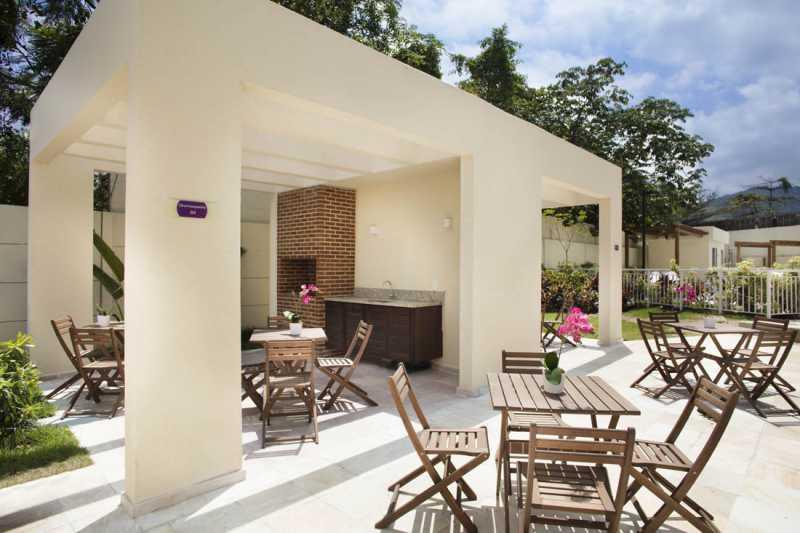 4C - Apartamento 2 quartos para venda e aluguel Curicica, Rio de Janeiro - R$ 275.000 - PEAP20052 - 9