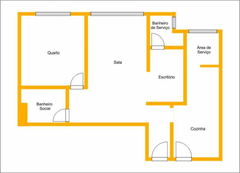 Z3 - Apartamento À VENDA, Pechincha, Rio de Janeiro, RJ - PEAP10005 - 14